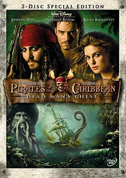 Pirates Of The Caribbean : Dead Man's Chest (Two-Disc Special Edition) DVD