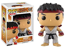 Funko POP! Street Fighter ? Ryu Figurines and Sets