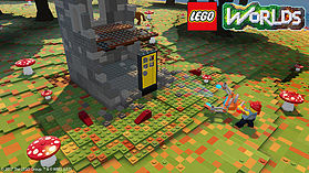 LEGO Worlds screen shot 1