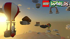 LEGO Worlds screen shot 2