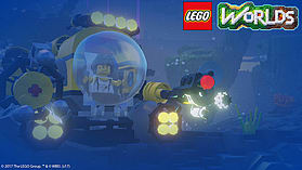 LEGO Worlds screen shot 3