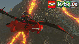 LEGO Worlds screen shot 4