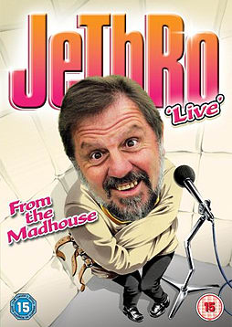 Jethro: In The Madhouse DVD DVD