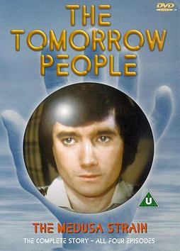 The Tomorrow People - The Medusa Strain DVD DVD