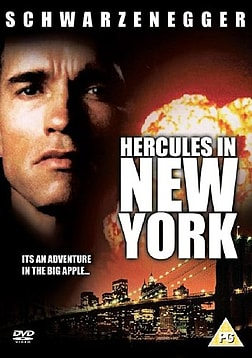 Hercules In New York DVD DVD