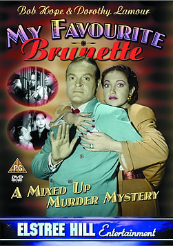 My Favourite Brunette DVD DVD