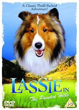 Lassie In The Painted Hills DVD DVD
