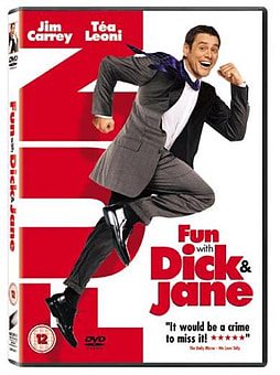 Fun With Dick And Jane DVD DVD