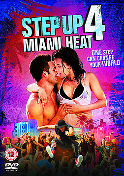 Step Up 4: Miami Heat DVD