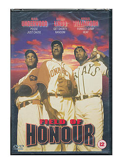 Field Of Honour DVD DVD