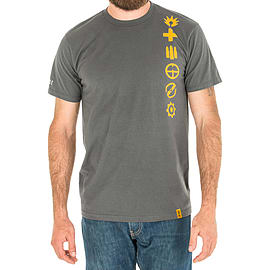 Battlefield Grey T-Shirt Small Clothing