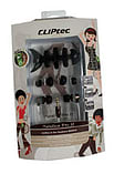 CLiPtec Metalica Pro II BME929 In-Ear Headphones with cable wrap - Bronze screen shot 1