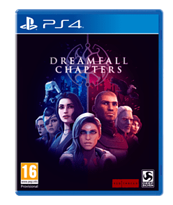 Dreamfall Chapters PS4 Cover Art