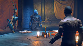 Dreamfall Chapters screen shot 4