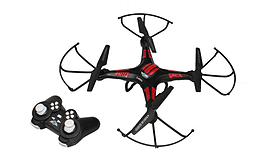 X-Cam Quadcopter Scaled Models