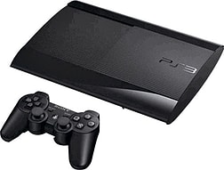 Sony PlayStation PS3 WiFi Slim Console - 12GB - Black - Fully Refurbished Condition PS3