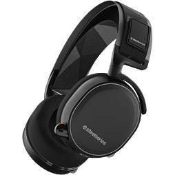 SteelSeries Arctis 7 Black Headset PC