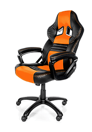 Arozzi Monza Gaming Chair - Orange Multi Format and Universal