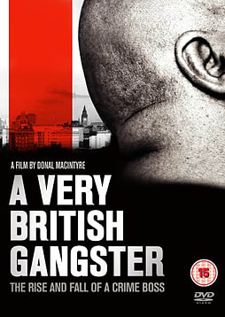 A Very British Gangster - The Rise And Fall Of A Crime Boss [DVD] DVD