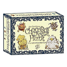 Final Fantasy XCBCHZZZ00 Chocobo Crystal Hunt Card Game Traditional Games