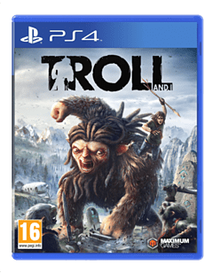 Troll and I PS4 Cover Art