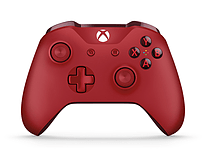 Xbox One Wireless Controller Red screen shot 1
