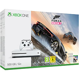 Xbox One S Forza Horizon 3 500GB Bundle XBOX ONE Cover Art