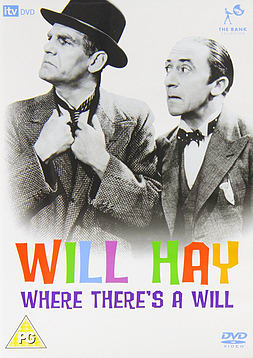 Will Hay - Where Theres a Will DVD DVD