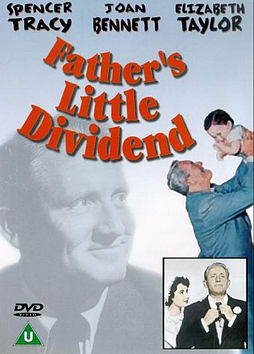 Spencer Tracey Father'S Little Dividend DVD DVD