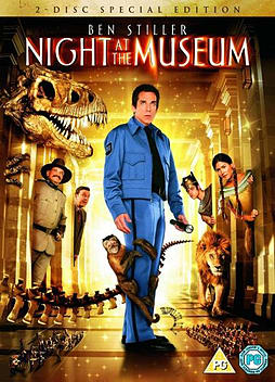 Night At The Museum (Two-Disc Special Edition) DVD DVD