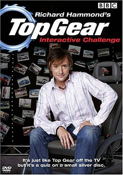 Richard Hammond's BBC Top Gear Interactive Challenge DVD DVD