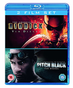 The Chronicles Of Riddick / Pitch Black [Blu-ray] Blu-ray
