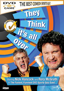 They Think It's All Over (BBC) [DVD Interactive Game] DVD