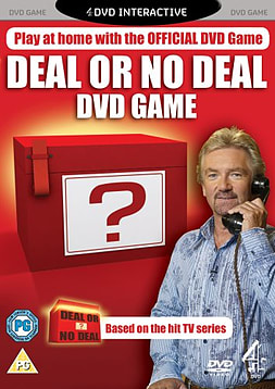 Deal or No Deal Interactive DVD Game DVD