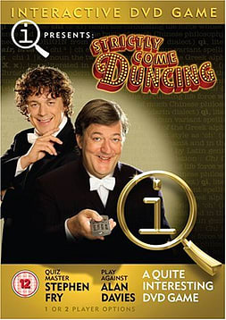 QI Presents: Strictly Come Duncing [Interactive DVD] DVD