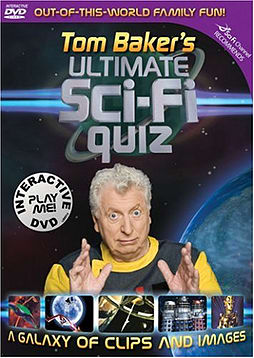 Tom Baker's Ultimate Sci-Fi Quiz - Interactive DVD Game DVD