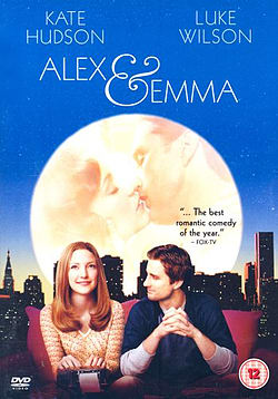 Alex And Emma DVD DVD