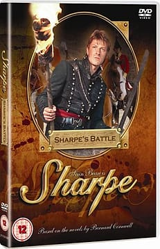 Sharpe's Battle DVD DVD