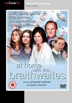At Home With The Braithwaites: Series 1, Episode 1 & Series 2 - Episode 3 DVD DVD