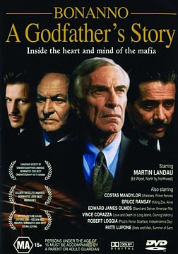 Bonnano - The Youngest Godfather DVD DVD