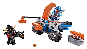 Lego Nexo Knights Knighton Battle Blaster 70310 screen shot 1