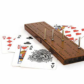 Toyrific Cribbage Game Traditional Games