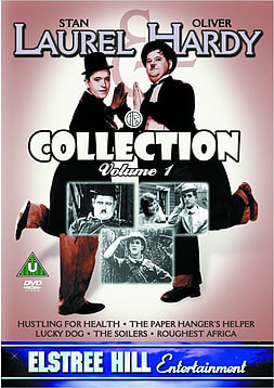 Laurel And Hardy Collection - Vol. 1 [1919] [DVD] DVD