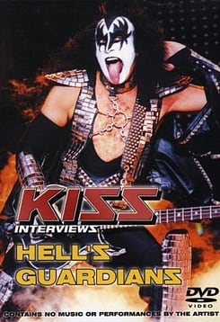 Kiss - Hell's Guardians - Interviews DVD