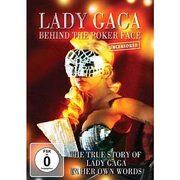 Lady Gaga -Behind The Poker Face DVD DVD