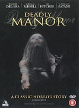 Deadly Manor DVD DVD