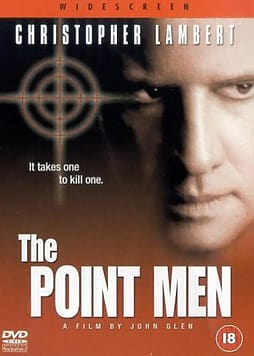 The Point Men DVD DVD