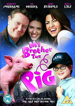 My Brother The Pig [DVD] DVD