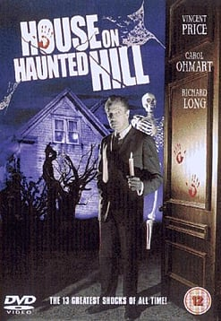 House On Haunted Hill [1959] [DVD] DVD