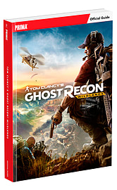Ghost Recon: Wildlands Strategy Guide Books